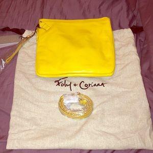 Foley + Corinna Ipad Bag